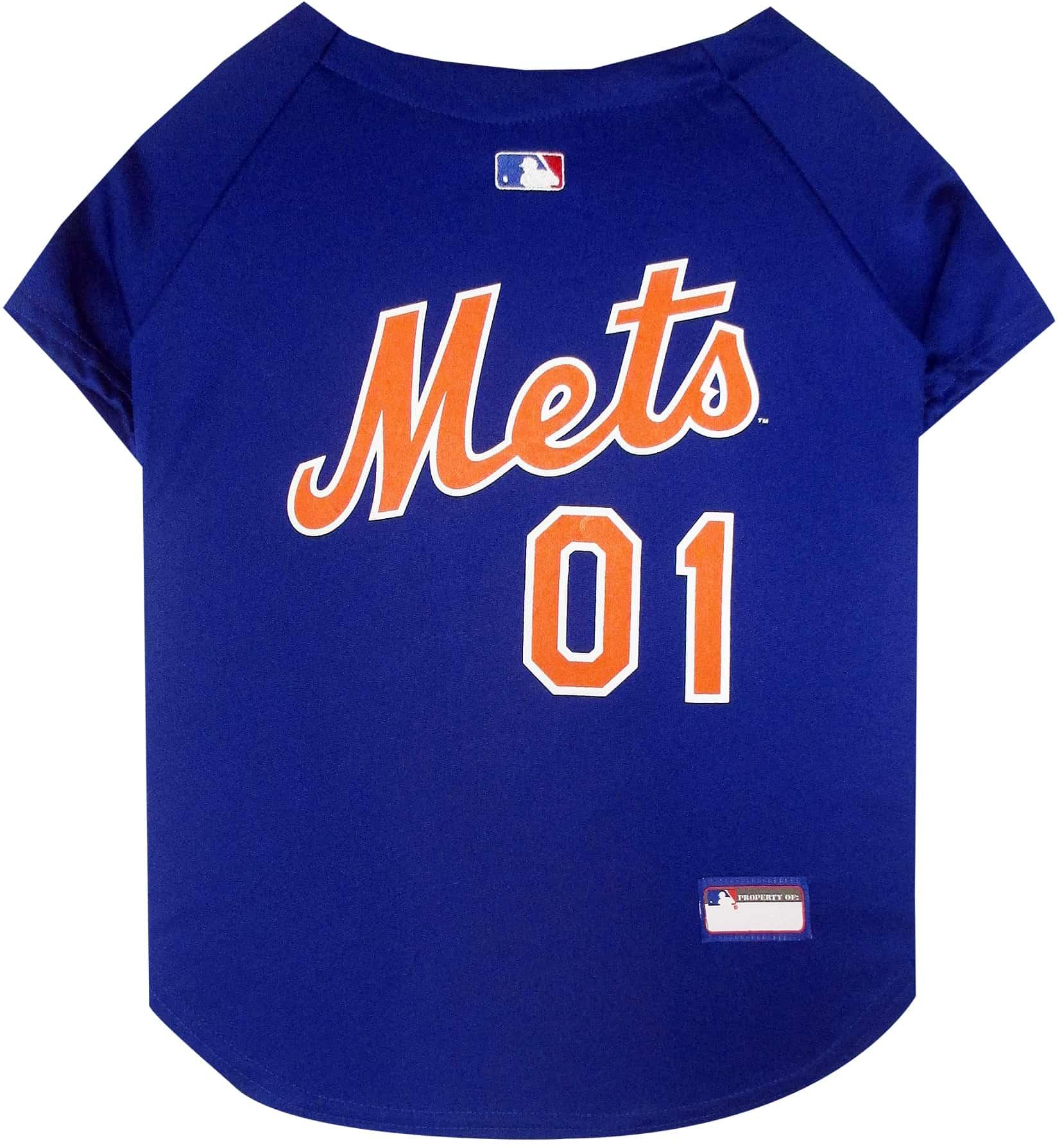 New York Mets Dog Jersey