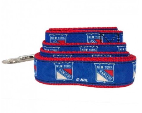 New York Rangers Dog Leash