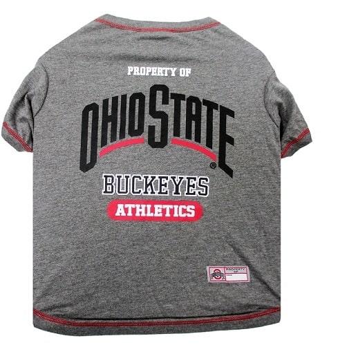 Ohio State Dog Tee Shirt