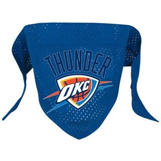 Oklahoma City Thunder Mesh Dog Bandana