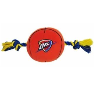 Oklahoma City Thunder Plush Dog Toy