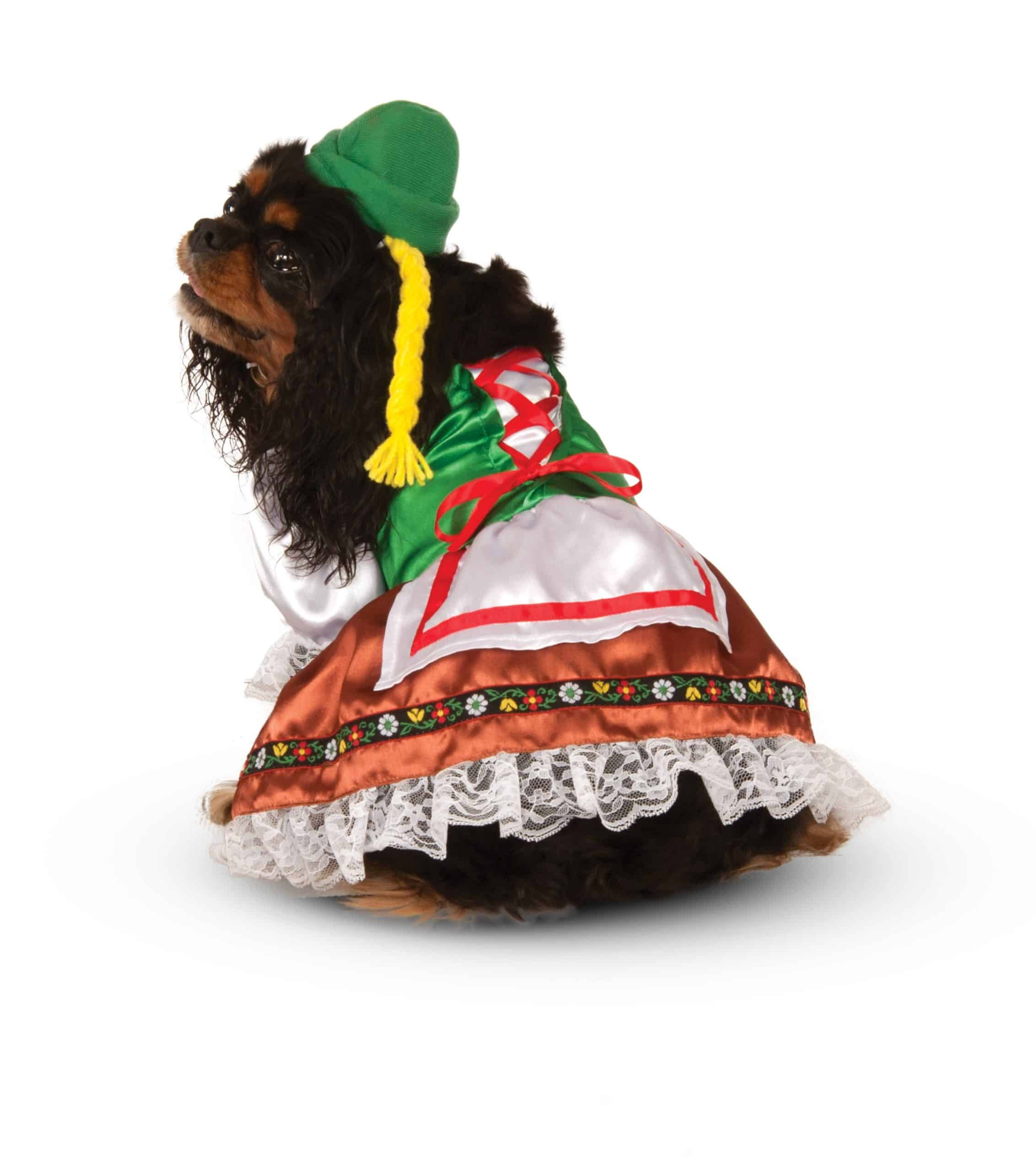 Oktoberfest Sweetie Dog Costume