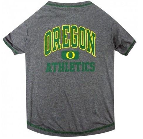 Oregon Ducks Dog Tee Shirt