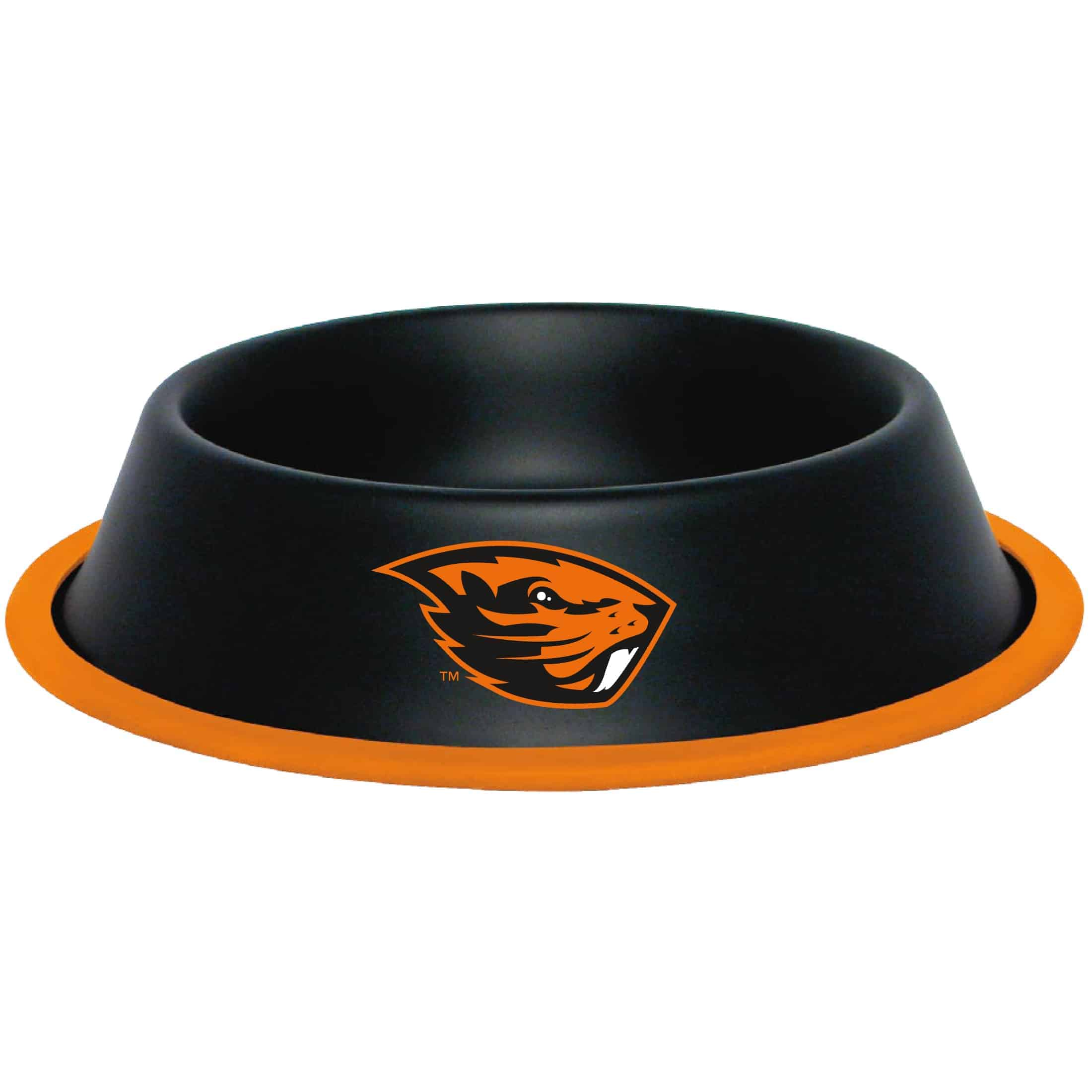 Oregon State Dog Bowl - Stainless