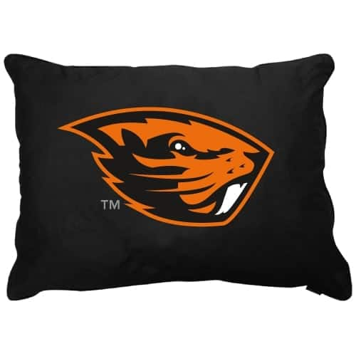 Oregon State Dog Pillow