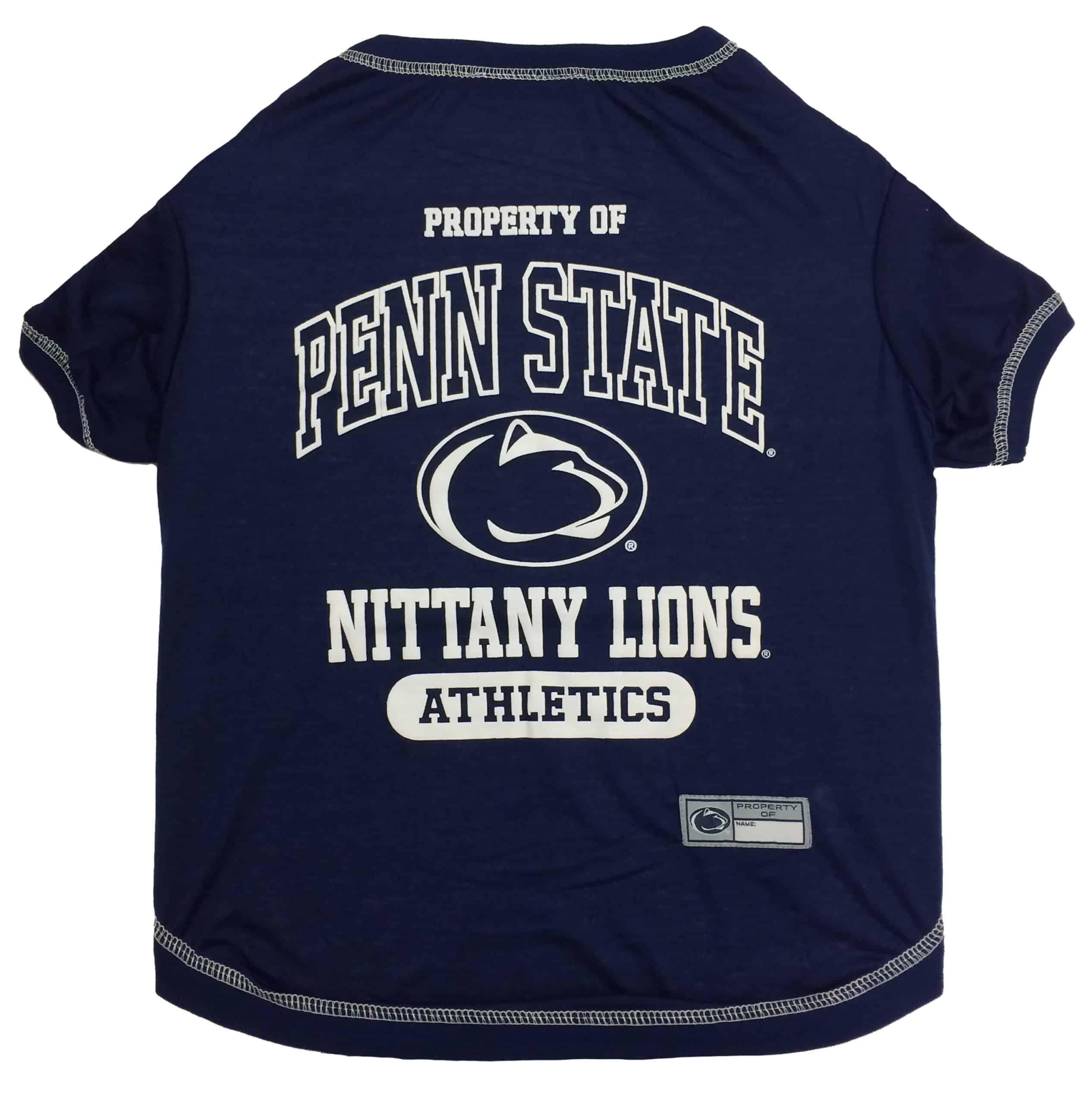 Penn State Dog Tee Shirt