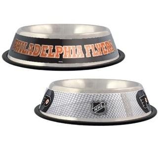 Philadelphia Flyers Dog Bowl - Stainless