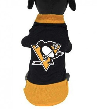 Pittsburgh Penguins Dog Jersey