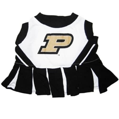 Purdue Cheerleader Dog Dress