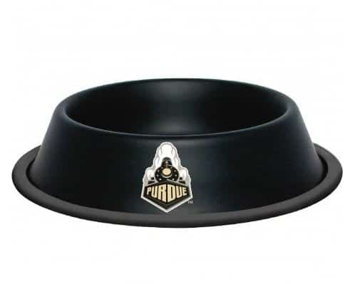 Purdue Dog Bowl - Stainless Steel
