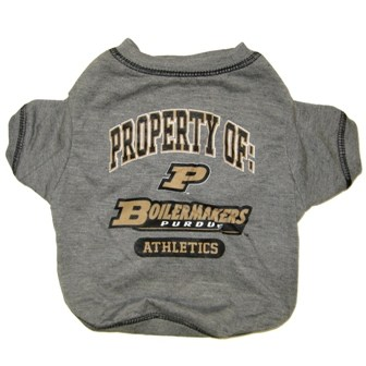 Purdue Dog Tee Shirt