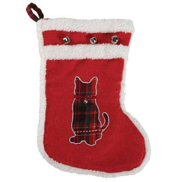Red Cat Stocking