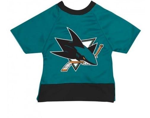 San Jose Sharks Dog Jersey