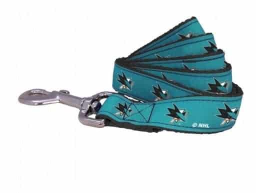 San Jose Sharks Dog Leash