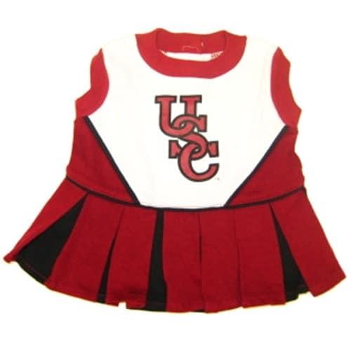 South Carolina Gamecocks Cheerleader Dog Dress