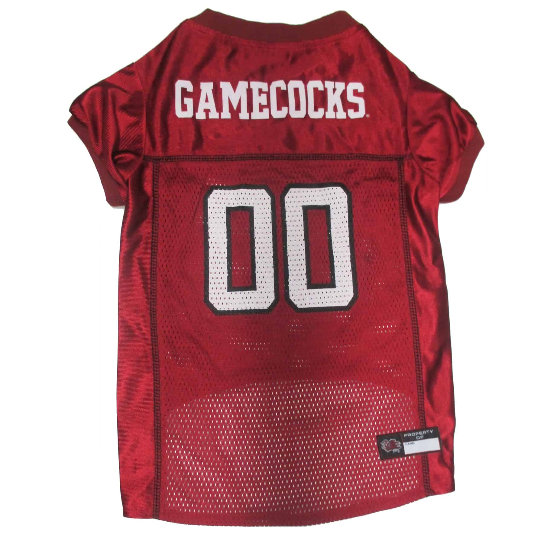 South Carolina Gamecocks Dog Jersey