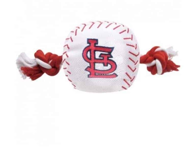St. Louis Cardinals Plush Dog Toy
