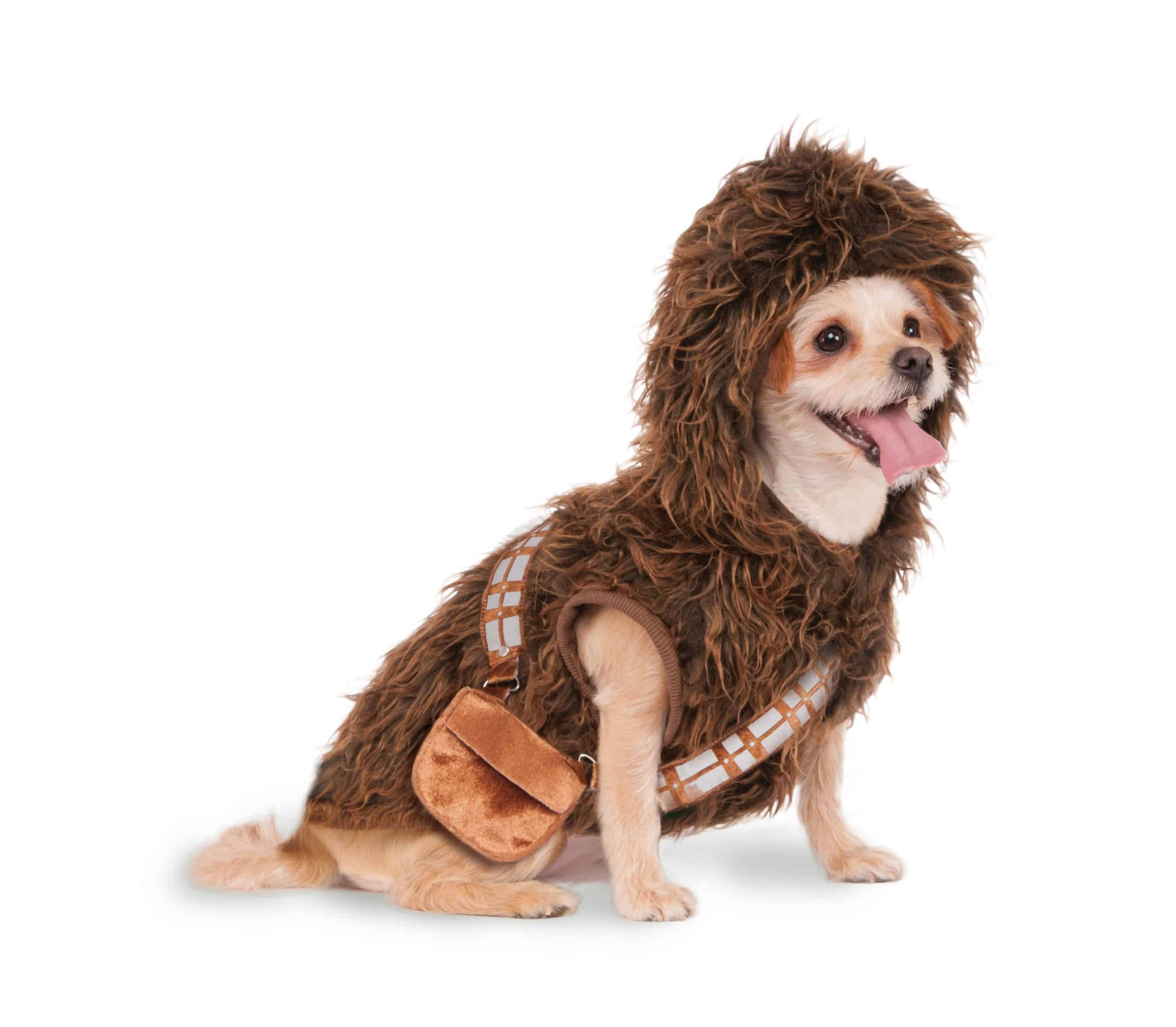 Starwars Chewbacca Dog Hoodie Costume