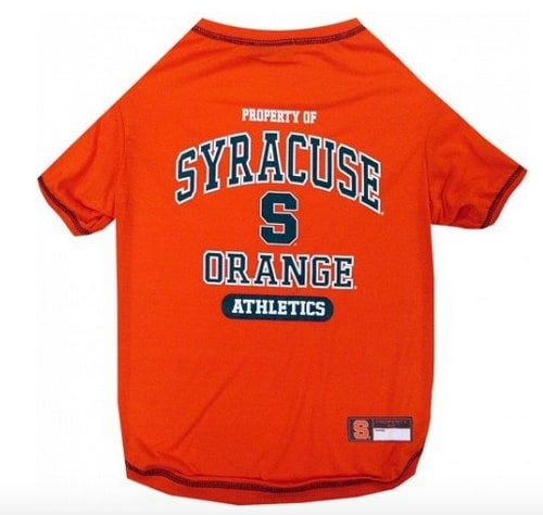 Syracuse Dog Tee Shirt