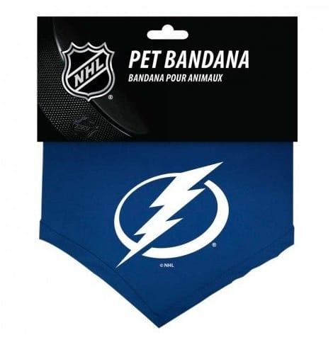 Tampa Bay Lightning Dog Bandana