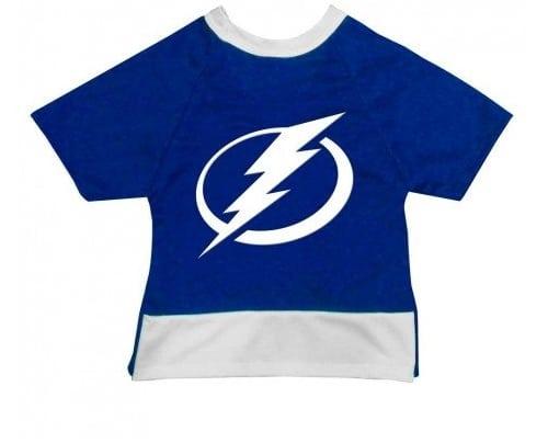 Tampa Bay Lightning Dog Jersey