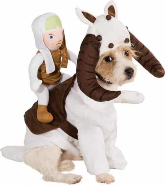 Tauntaun Dog Costume  sc 1 st  Pet Costume Center & Tauntaun Dog Costume - PetCostumeCenter.com