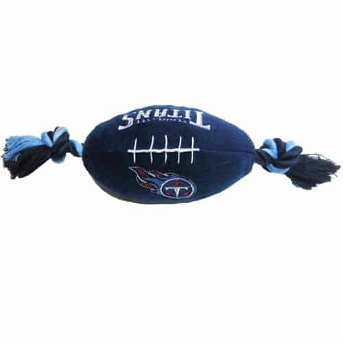 Tennessee Titans Plush Dog Toy
