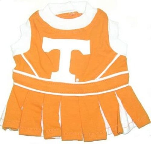 Tennessee Volunteers Cheerleader Dog Dress