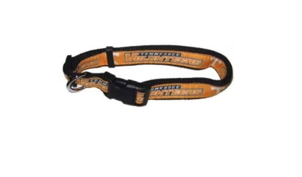 Tennessee Volunteers Dog Collar