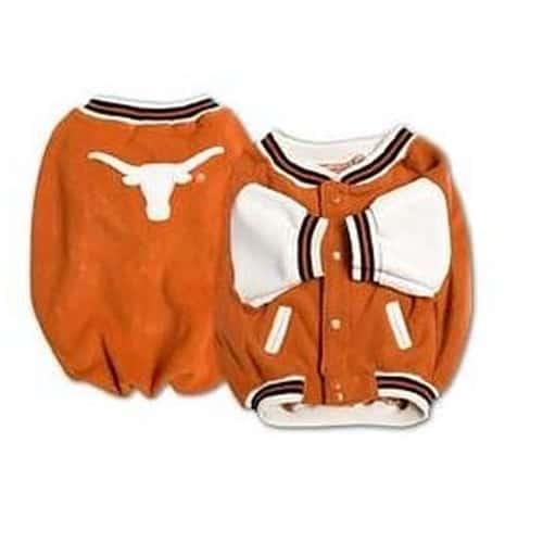 Texas Longhorns Dog Jacket