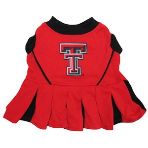 Texas Tech Cheerleader Dog Dress