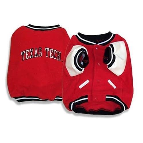 Texas Tech Dog Jacket