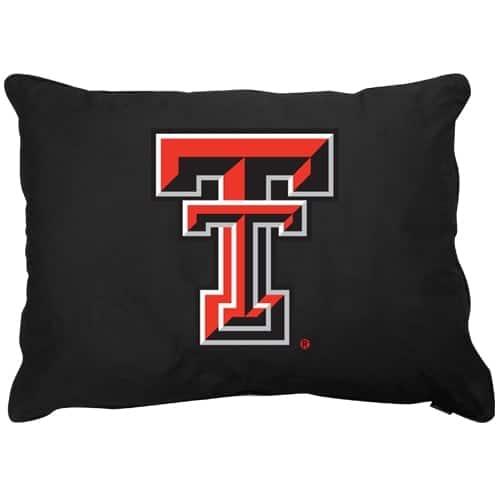 Texas Tech Dog Pillow