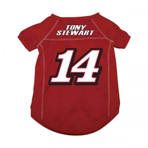 Tony Stewary Dog Jersey