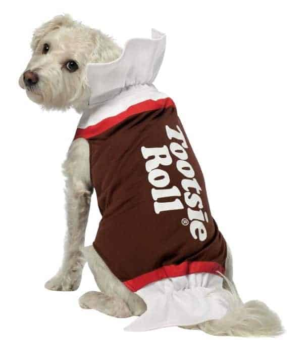 Tootsie Roll ® Dog Costume