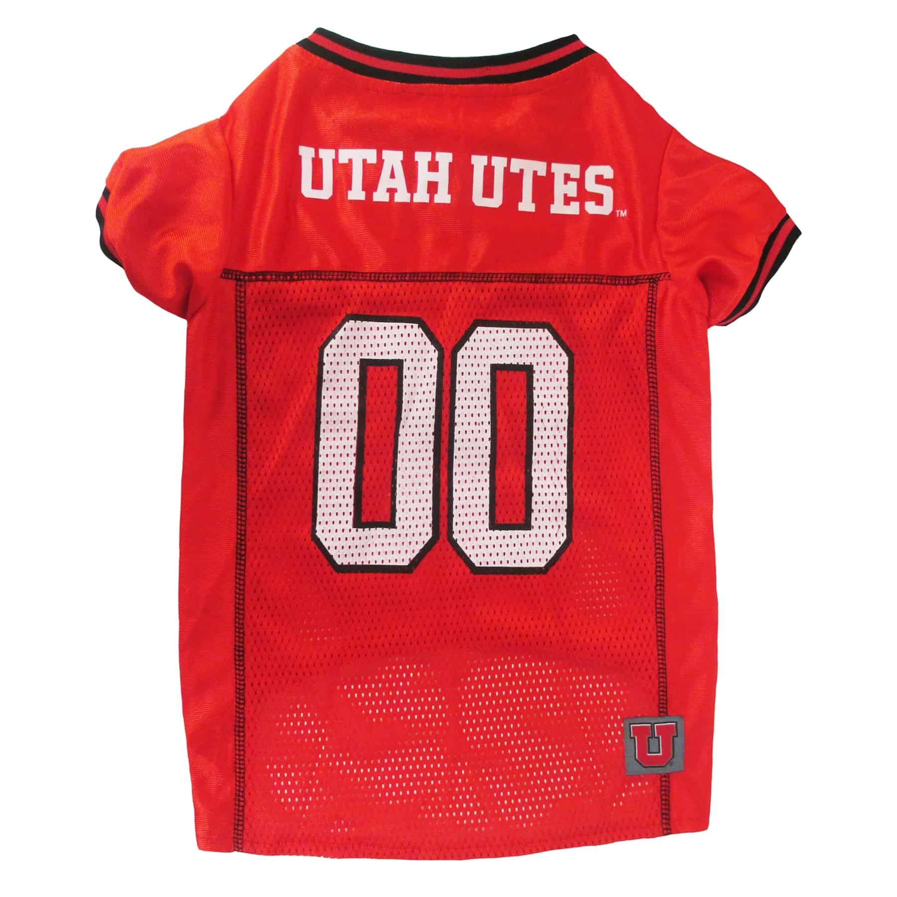 University of Utah Dog Jersey