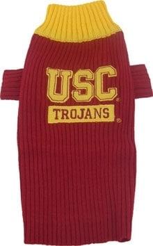 USC Trojans Dog Sweater