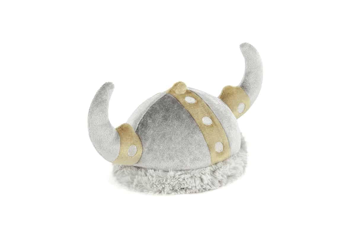 Viking Hat Dog Toy