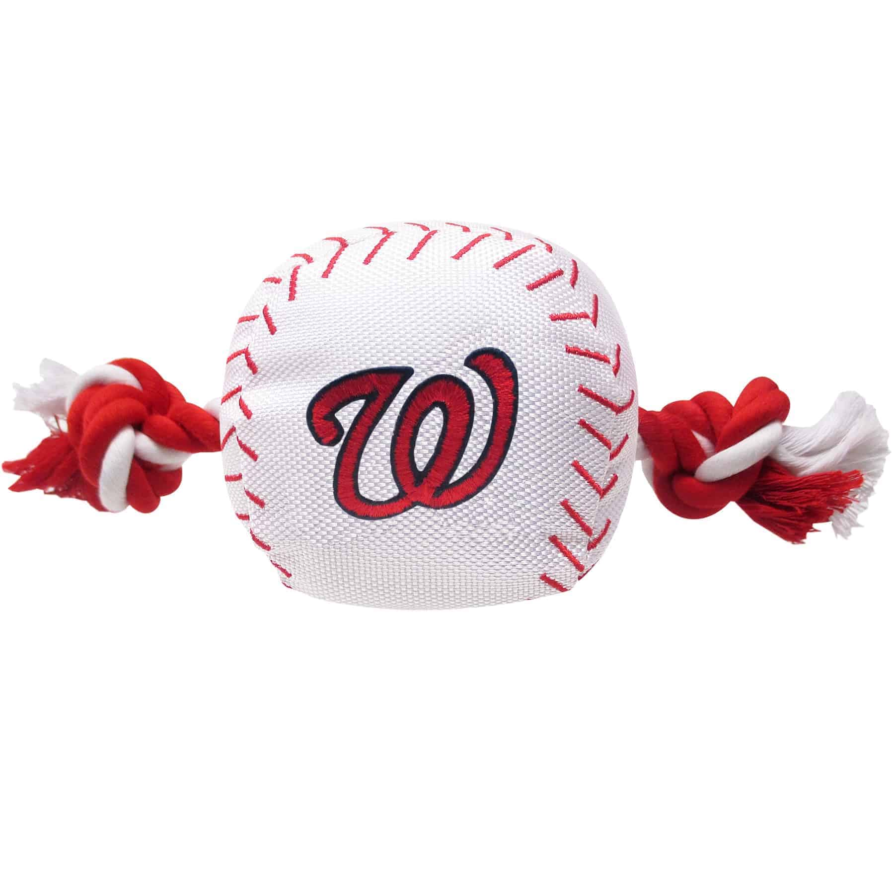 Washington Nationals Dog Toy