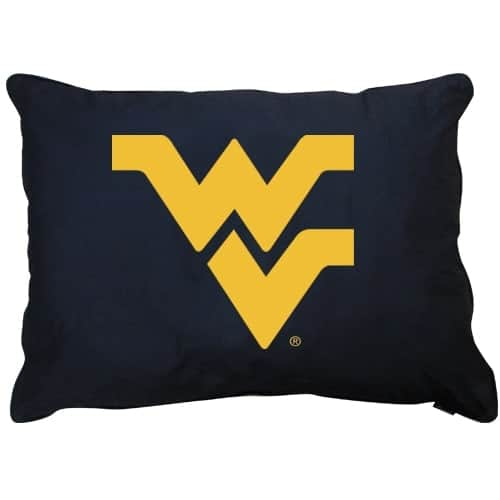 West Virginia Dog Pillow