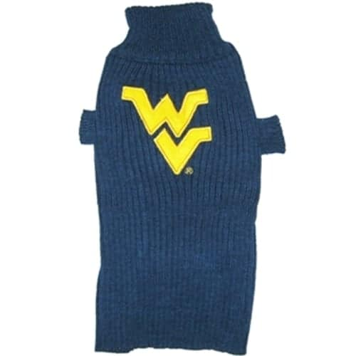West Virginia Dog Sweater