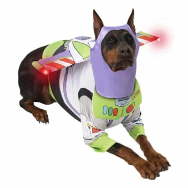 Big Dog Buzz Lightyear Dog Costume
