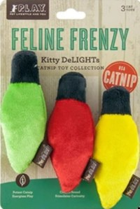 Holiday Lights Set Cat Toy