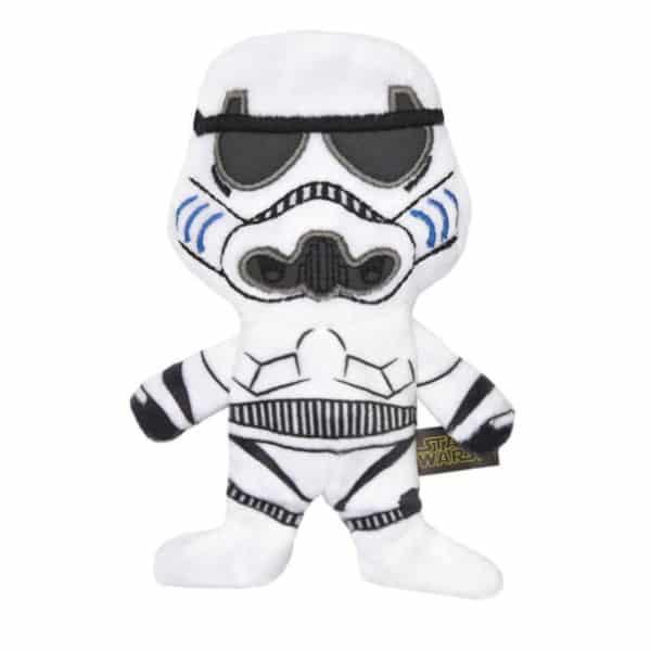 Storm Trooper Star Wars Plush Dog Toy