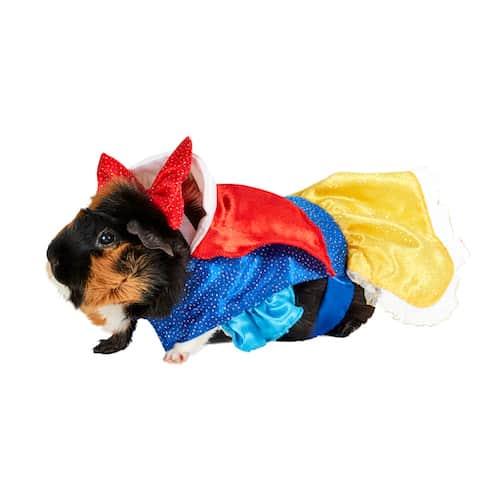 Snow White Disney Guinea Pig Pet Costume