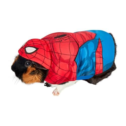 Spiderman Guinea Pig Pet Costume
