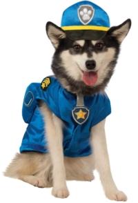 Chase Paw Patrol Dog & Cat Costume