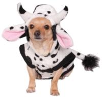 Cow Dog & Cat Costume