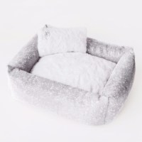Luxury Crystal Dog Bed (imperial)