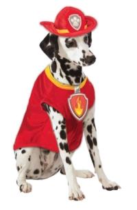 Marshall Paw Patrol Dog & Cat Costume